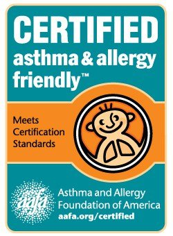 Certified Asthma & Allergy Friendly Vacuums