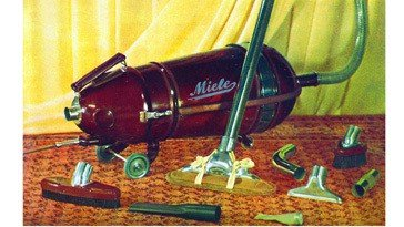 One of the first Miele Vacuum Cleaners made in 1931