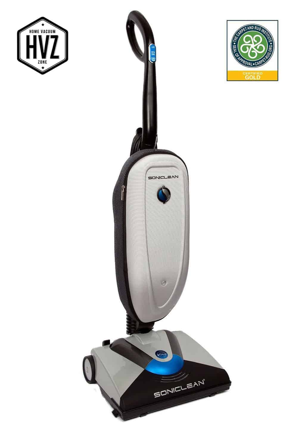 best vacuum for shag carpets - soniclean vtplus