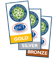 best vacuum for carpet is CRI certified bronze silver or gold