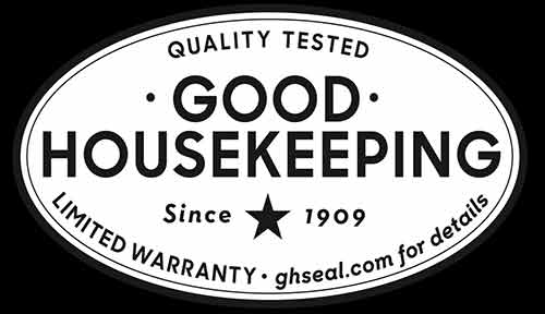 Miele vacuums are backed by the Good Housekeeping Seal