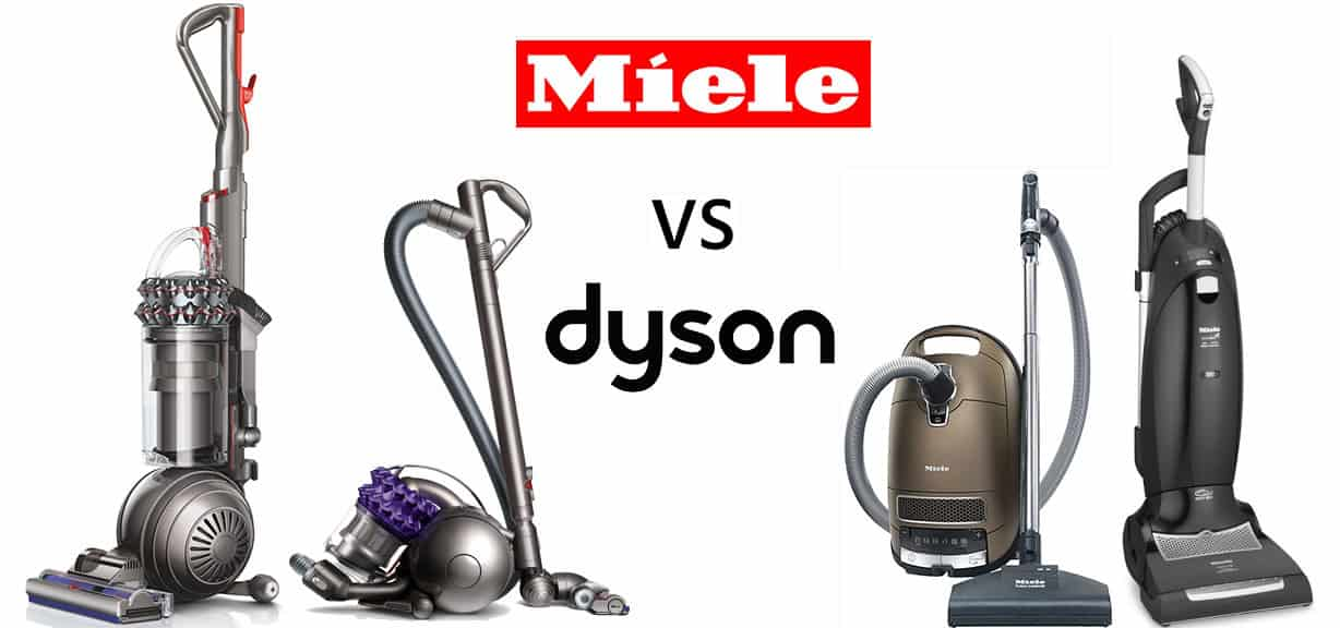 Dyson Animal Vs Miele Cat And Dog