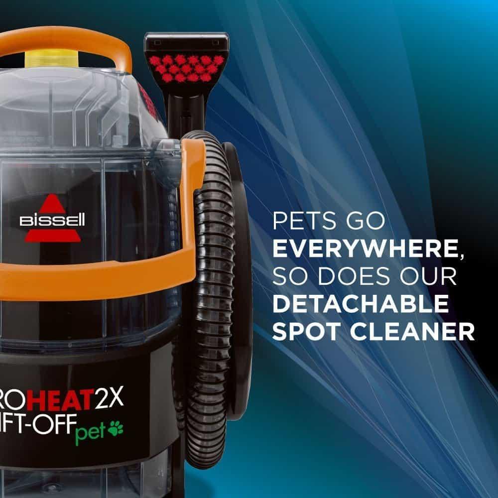 Rug Doctor Deep Carpet Cleaner Vs Bissell Proheat 2x Revolution: Hoover Vs Bissell Carpet Cleaners