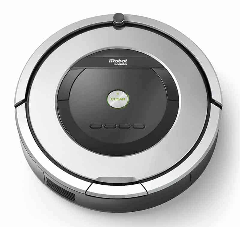 Roomba 860 vs Neato D3