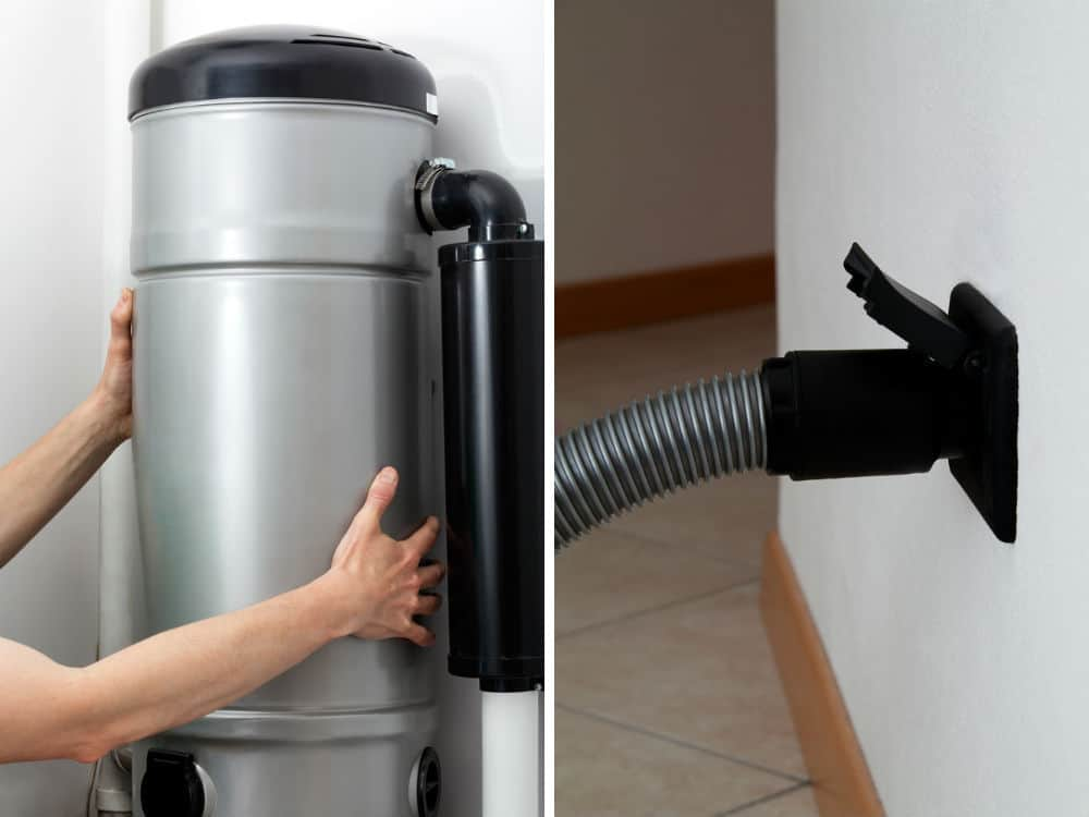 What Is A Central Vacuum System Home Vacuum Zone