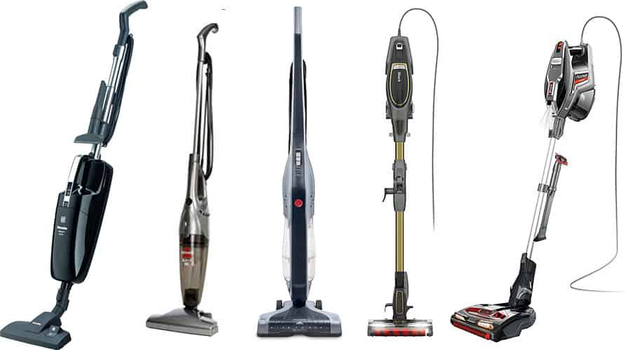 Best Corded Stick Vacuums for 2019 – No Batteries No Problems