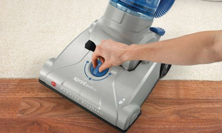 Hoover Sprint QuickVac UH20040 Upright Vacuum Review