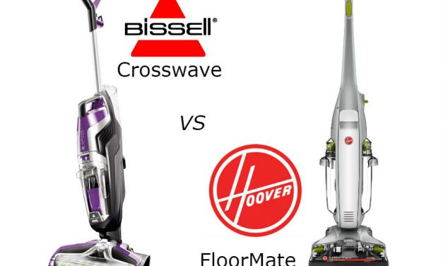 Bissell Crosswave vs Hoover Floormate – Which Is Best?