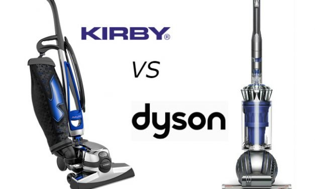 Kirby vs Dyson – What You Need To Know