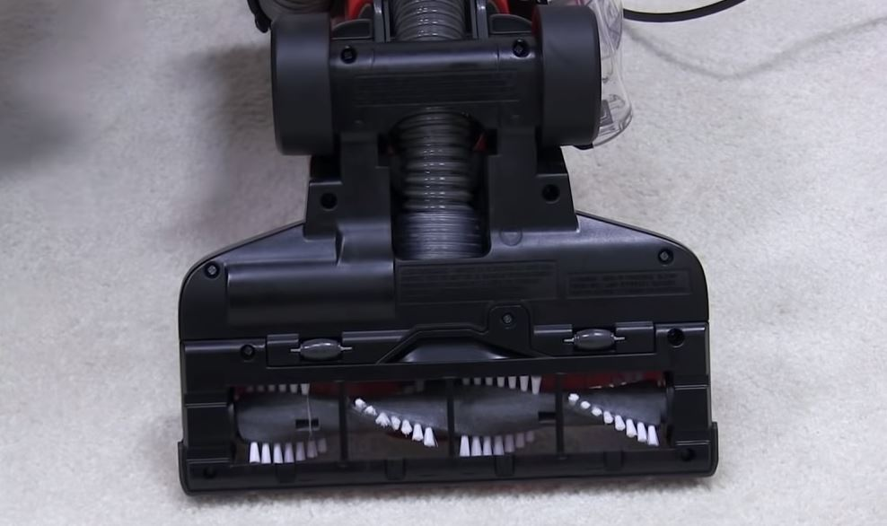 vacuum brush roll not working