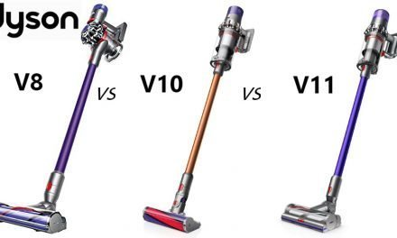 Dyson V11 vs V10 vs V8 Comparison Review