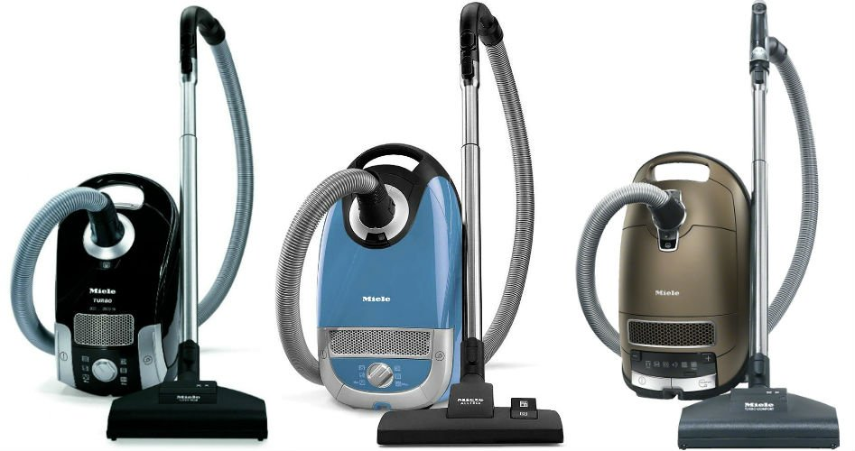 Miele C1 vs C2 vs C3 – Canister Vacuums Compared