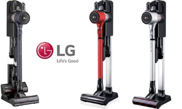LG CordZero Handstick Vacuums – Better than a Dyson?