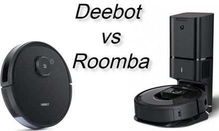 Deebot vs Roomba Robot Vacuums
