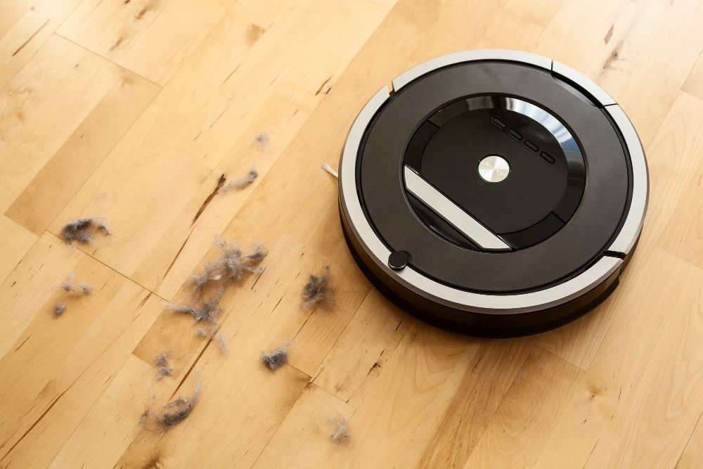 Comparison between ROOMBA I3 and. I7