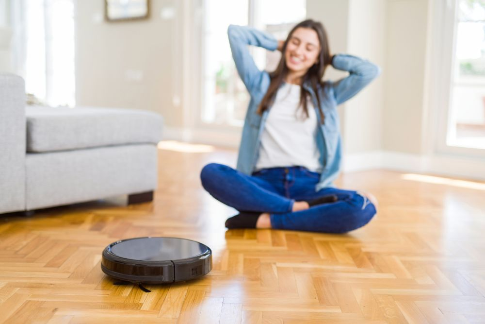 Comparison between Roomba and Samsung